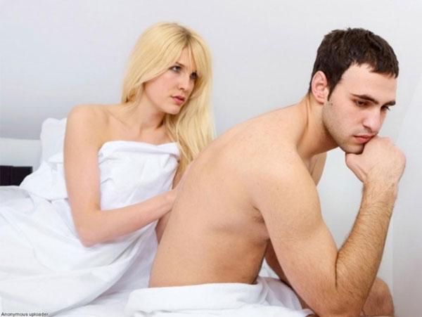 Biểu hiện xuất tinh sớm ở nam giới